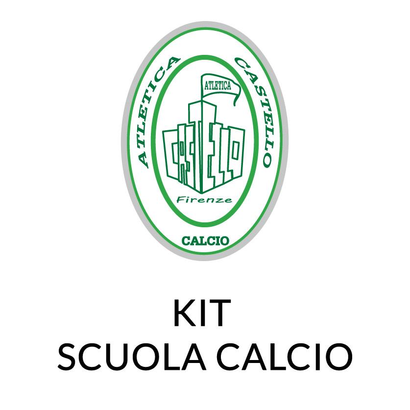 Kit Scuola Calcio Castello