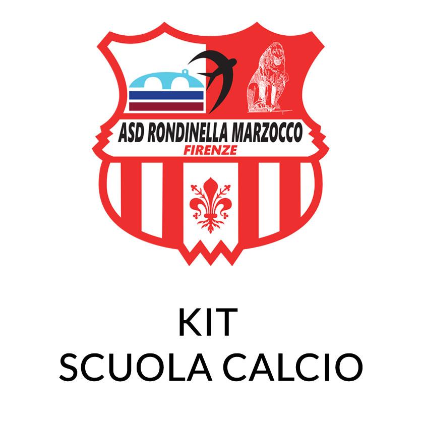 Rondinella Kit Scuola Calcio 2019