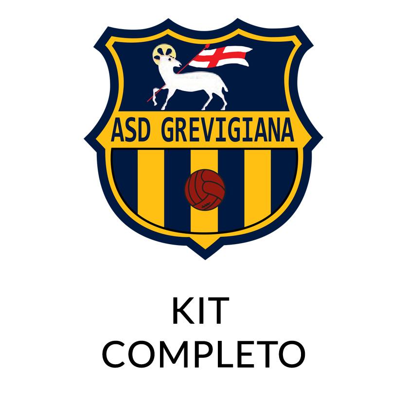 Grevigiana Kit Completo 2019