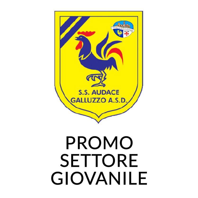 Audace Galluzzo Promo Settore Giovanile 2021